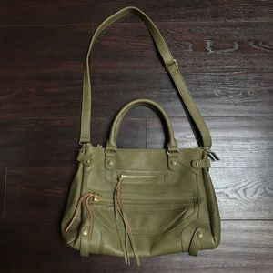 NEW Olive Green Purse
